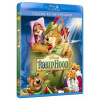 Robin Hood -  Ed 40 aniversario - Blu-Ray