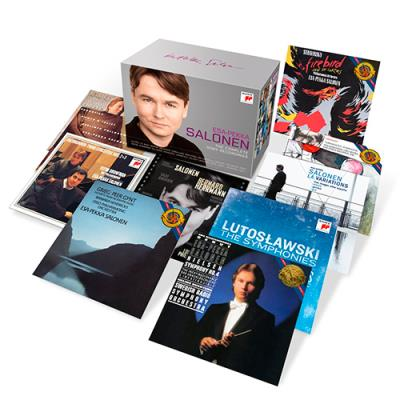 The Complete Sony Recordings - 61 CD