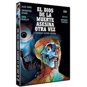 El dios de la muerte asesina otra vez - DVD