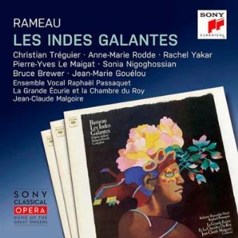 Rameau. Les Indes Galantes