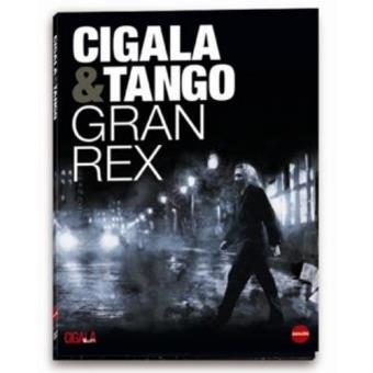 Cigala & Tango: Gran Rex (Formato Blu-Ray)