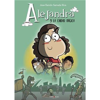 Alejandra y la ciudad mágica