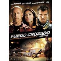 Fuego cruzado - DVD