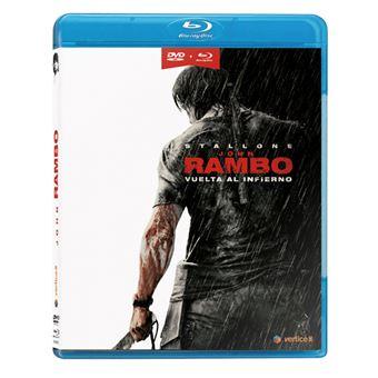 John Rambo. Vuelta al infierno - DVD + Blu-Ray