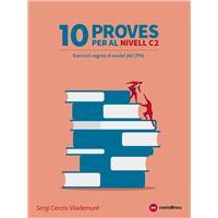 10 proves per al nivell C2 - tipus les proves del CPNL