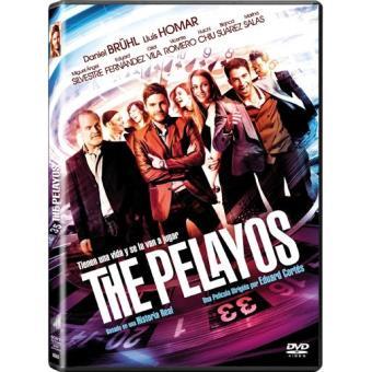 The Pelayos - DVD
