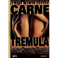 Carne trémula - DVD
