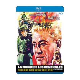 La noche de los generales - Blu-Ray