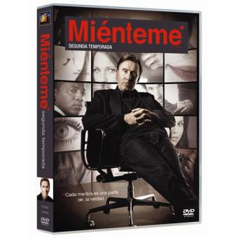 Miénteme  Temporada 2 - DVD