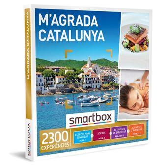 Caja Regalo Smartbox - M'Agrada Catalunya
