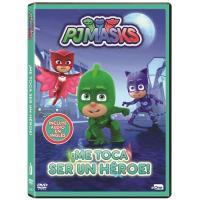 Pj Masks: ¡Me toca ser un héroe! - Temporada 1 episodios 1 a 6 - DVD