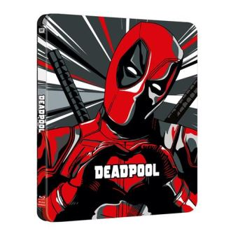 Deadpool - Steelbook Blu-Ray