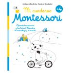Cuaderno de vacaciones Montessori (4 años)