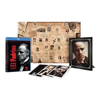 Pack El Padrino  Ed Premium - Blu-Ray + Blu-Ray Extras