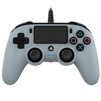 Mando Nacon Compact gris para PS4/PC