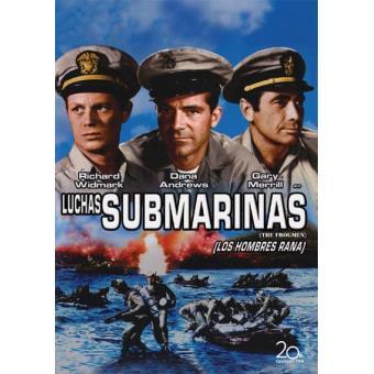 Luchas submarinas - DVD