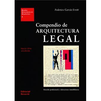Compendio de arquitectura legal Ed 2016