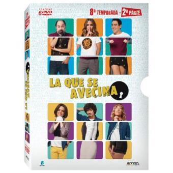 La que se avecinaLa que se avecina - Temporada 8 Parte 2 - DVD