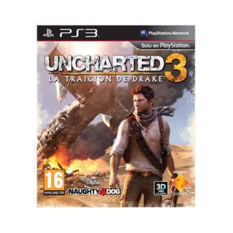 Uncharted 3: la Traición de Drake  PS3