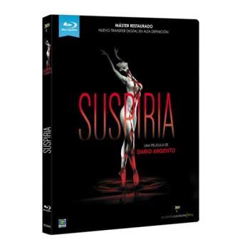 Suspiria (Formato Blu-ray)