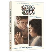 El amor lo es todo, todo - DVD