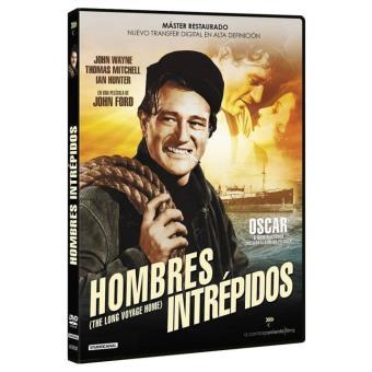 Hombres intrépidos - DVD
