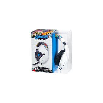 Headset gaming Indeca Grafitti