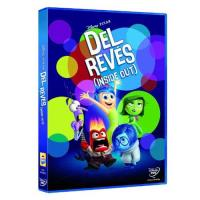 Del revés (Inside Out) - DVD
