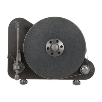 Tocadiscos vertical Pro-Ject VTE Negro