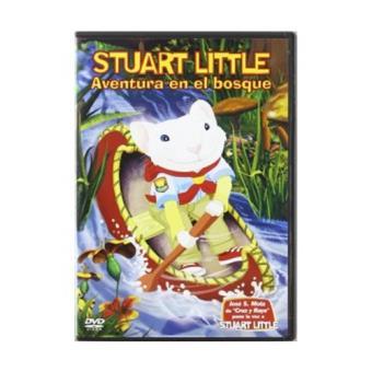 Stuart Little Aventura en el bosque (parte 3) - DVD
