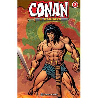 Conan El bárbaro - Integral 2 (de 10)