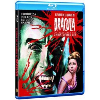 El poder de la sangre de Drácula - Blu-Ray