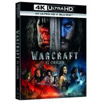 Warcraft: El origen - UHD + Blu-Ray