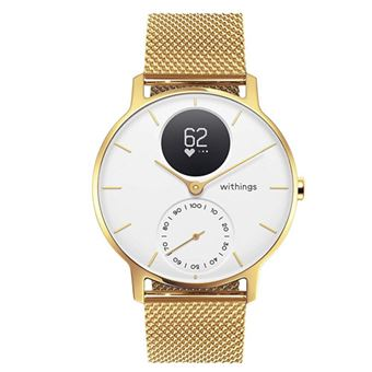 Smartwatch Withings Steel HR 36 mm Oro