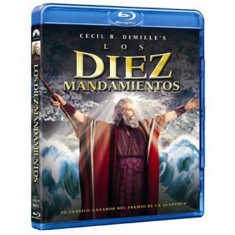 Los diez mandamientos - Blu-Ray