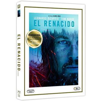 El renacido - Blu-Ray