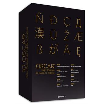 Pack 10 Oscar a la Mejor Película de Habla no Inglesa (DVD) - DVD