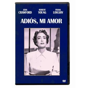 Adiós, mi amor - DVD