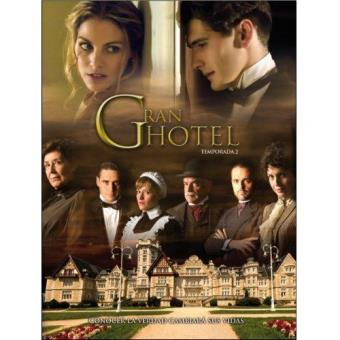 Gran Hotel - Temporada 2 - DVD