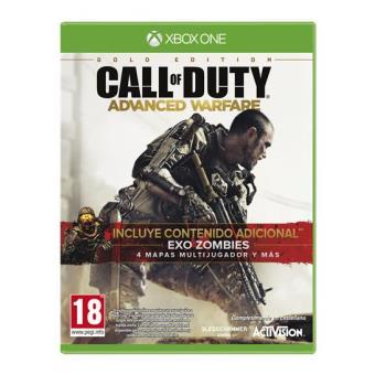 Call of Duty : Advanced Warfare Gold Edition Xbox One