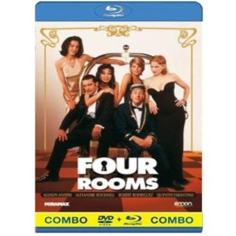 Four Rooms - Blu-Ray + DVD