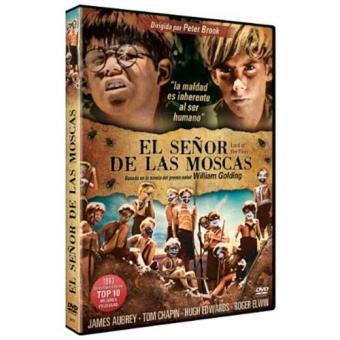 El Señor de las Moscas - DVD