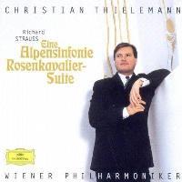R. Strauss: Eine Alpensinfonie / Rosenkavalier-Konzertsuite