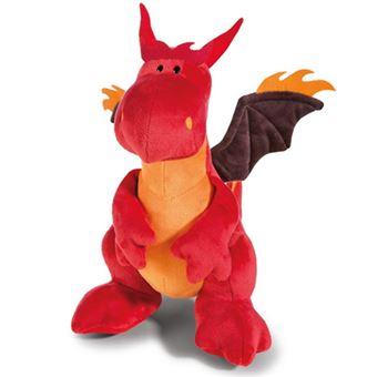 Peluche Nici Dragón de Fuego Rojo 20 cm