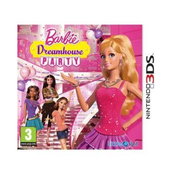 Barbie Dream House Party Nintendo 3DS