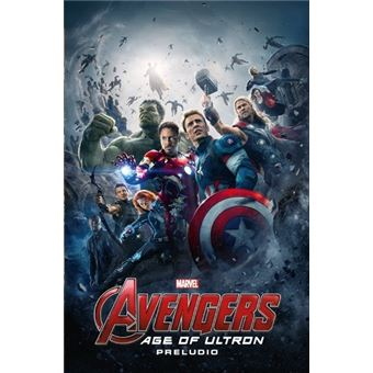 Marvel Cinematic Collection 5 - Avengers: Age of Ultron - Preludio