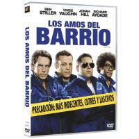 Los amos del barrio - DVD