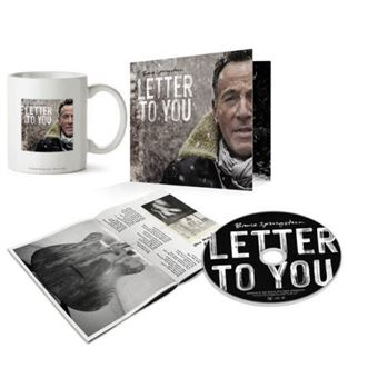 Letter To You Ed Especial - CD + Taza