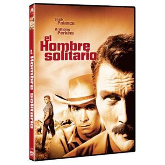 El hombre solitario - DVD