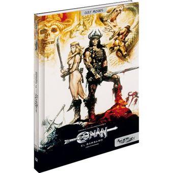 Conan el Bárbaro - Libro + Blu-Ray